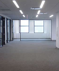 Empty Office with New Carpets