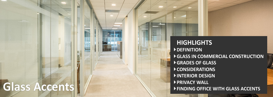 Glass Accents Commercial Real Estate Definition Footer