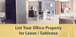 List Your Office Property for Lease