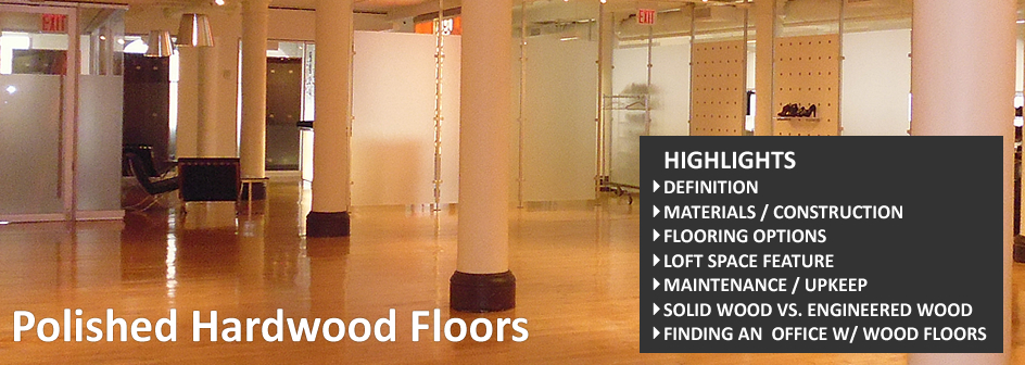 Polished Wood Floors Footer Footer