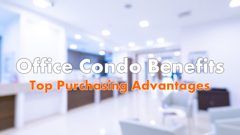 office condo benefits