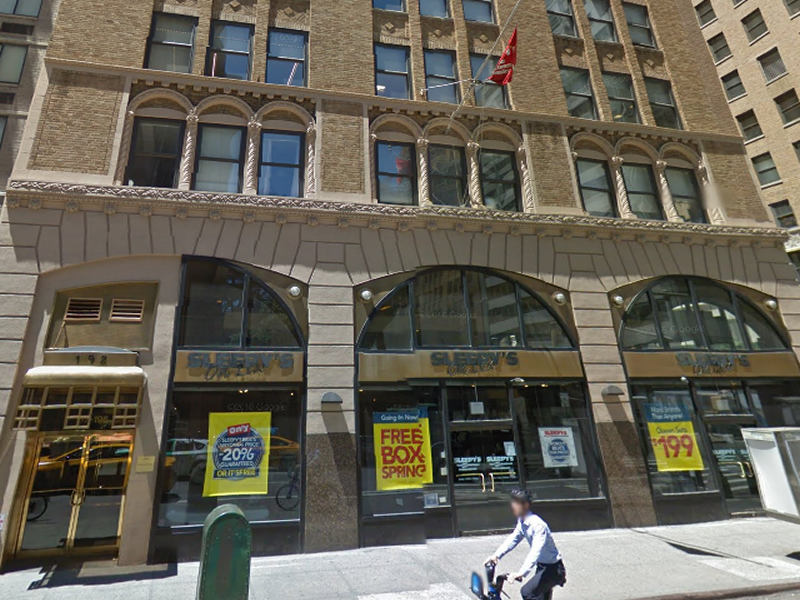 192 Lexington Avenue Ground Floor Building Entrance