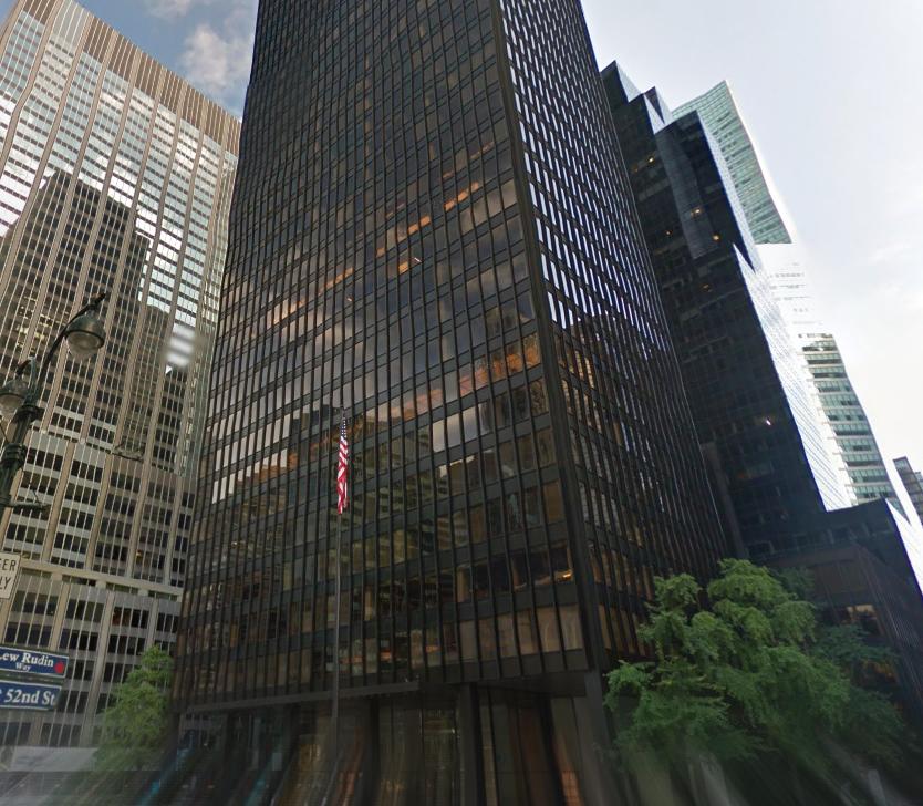 375 Park Avenue - The Seagrams Building