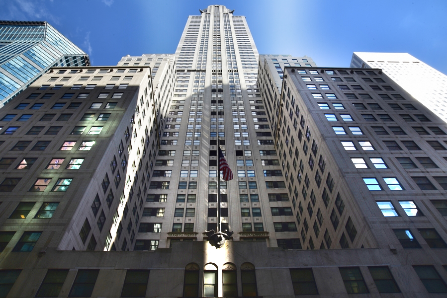 405 Lexington Avenue - The Chrysler Building