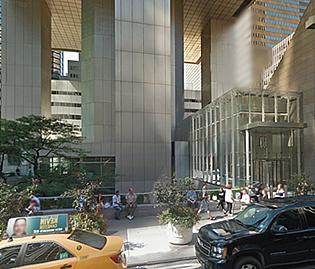 601 Lexington Avenue Ground Floor Entrance