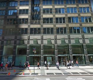 750 Lexington Avenue Groound Floor Entrance