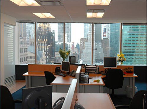 Midtoen Manhattan Office Listing