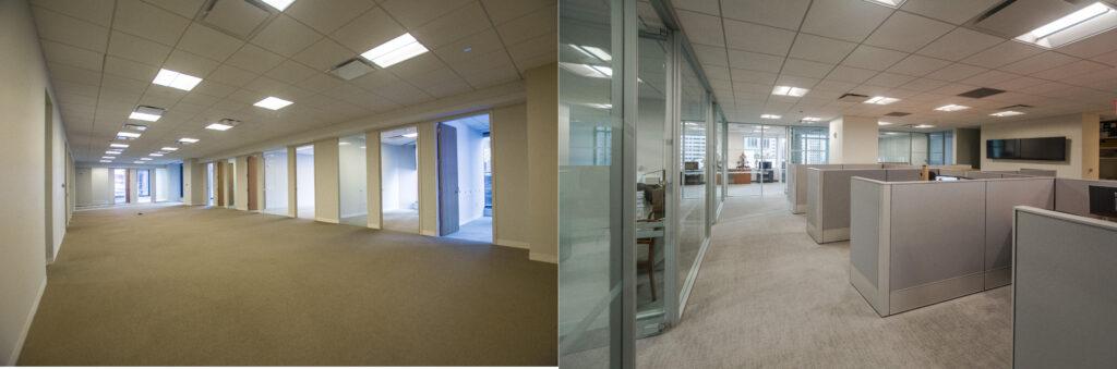 office bullpen examples