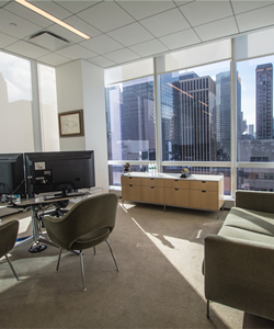 ceo private office