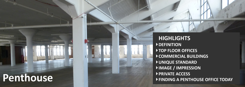 penthouse office commercial real estate definition footer