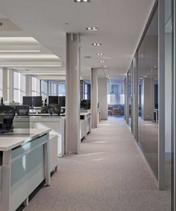 penthouse office space in the city