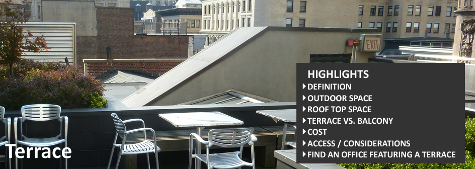 terrace commercial real estate definition footer